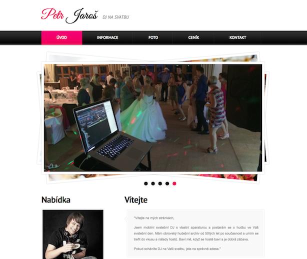 www.dj-na-svatbu.cz